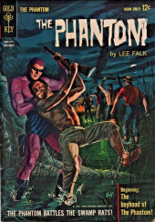 Phantom (The) (Gold Key - 1962) -5- The Phantom Battles the Swamp Rats!
