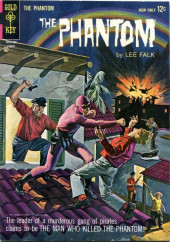 Phantom (The) (Gold Key - 1962) -8- The Man Who Killed the Phantom!