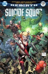 Suicide Squad Rebirth (DC Presse) -10- Tome 10