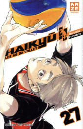 Haikyu !! Les As du Volley -27- Tome 27