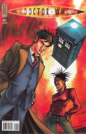Doctor Who (2008) -1- Doctor Who #1