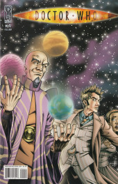 Doctor Who (2008) -4- Doctor Who #4