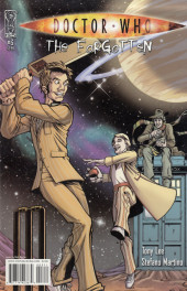 Doctor Who: The Forgotten (2008) -3- Issue 3 of 6