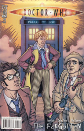 Doctor Who: The Forgotten (2008) -4- Issue 4 of 6