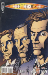 Doctor Who: The Forgotten (2008) -5- Issue 5 of 6