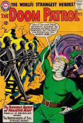 Doom Patrol (1964) -87- The terrible secret of Negative Man