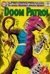 Doom Patrol (1964) -89- The animal-vegetable-mineral menace