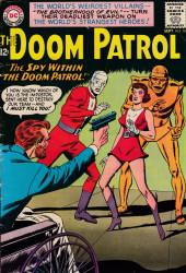 Doom Patrol (1964) -90- The spy within the doom patrol