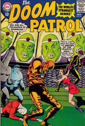 Doom Patrol (1964) -91- Mento: The man who split the doom patrol