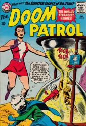 Doom Patrol (1964) -92- The sinister secret of Dr. Tyme