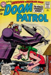 Doom Patrol (1964) -93- Showdown on Nightmare road