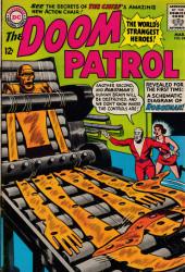Doom Patrol (1964) -94- The nightmare fighters