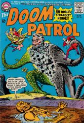 Doom Patrol (1964) -95- Menace of the turnabout heroes