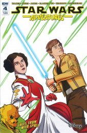 Star Wars Adventures (2017) -4- The Trouble at Tibrin