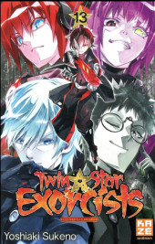 Twin Star Exorcists -13- Tome 13