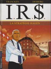 I.R.$. puis I.R.$ -2a2000- La stratégie Hagen