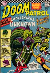 Doom Patrol Vol.1 (DC Comics - 1964)
