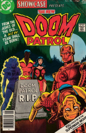 Showcase (1956) -94- The Doom Patrol lives forever
