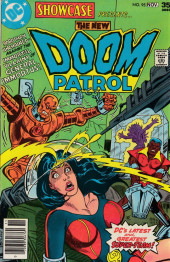 Showcase (1956) -95- The new Doom Patrol