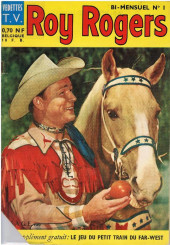 Roy Rogers, le roi des cow-boys (3e série - vedettes T.V) -1- (sans titre)