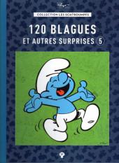 Les schtroumpfs - La collection (Hachette) -57- 120 blagues et autres surprises 5