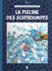 Les schtroumpfs - La collection (Hachette) -58- La piscine des Schtroumpfs