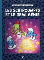 Les schtroumpfs - La collection (Hachette) -59- Les Schtroumpfs et le demi-génie