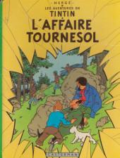 Tintin (Historique) -18C3bis- L'affaire Tournesol