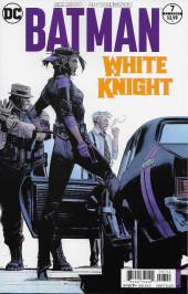 Batman: White Knight (2017) -7A- Issue 7
