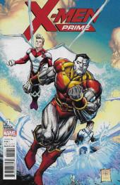 X-Men Prime (2017) -1C- X-Men Prime