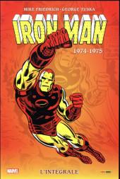 Iron Man (L'intégrale) -9- 1974 - 1975