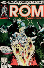 Rom Spaceknight (Marvel - 1979) -8- Deathwing