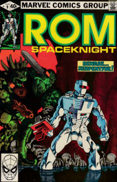 Rom (1979) -9- The stalker in the night