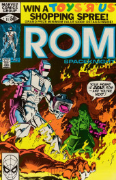 Rom Spaceknight (Marvel - 1979) -11- Standoff