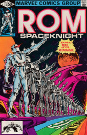 Rom (1979) -13- Peril, thy name is plunderer