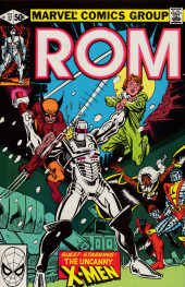 Rom Spaceknight (Marvel - 1979) -17- Hybrid!