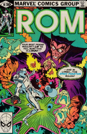Rom Spaceknight (Marvel - 1979) -19- Limbo