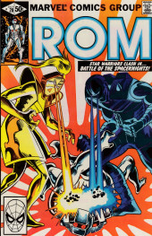 Rom Spaceknight (Marvel - 1979) -20- Mindgames
