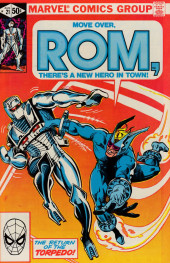 Rom (1979) -21- Move over, Rom... There's a new hero in town