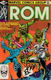 Rom (1979) -22- Great rocketeers revival