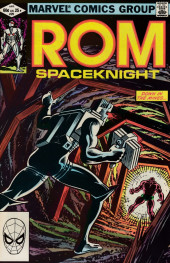 Rom (1979) -29- Even a spaceknight can cry