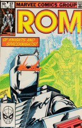 Rom (1979) -37- In days of olde, when knights were bolde!