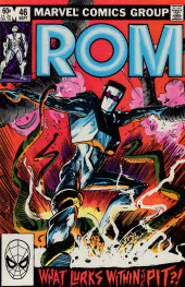 Rom Spaceknight (Marvel - 1979) -46- Bestiary