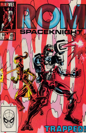 Rom Spaceknight (Marvel - 1979) -49- Massacre!