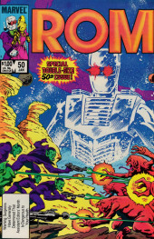 Rom Spaceknight (Marvel - 1979) -50- The extraterrestrials