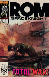 Rom Spaceknight (Marvel - 1979) -52- Total war!