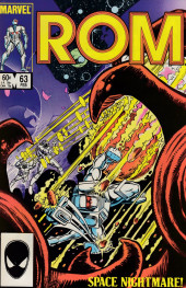 Rom Spaceknight (Marvel - 1979) -63- Space-race