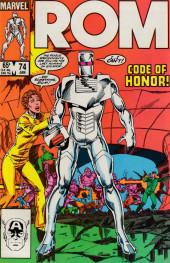 Rom Spaceknight (Marvel - 1979) -74- The bargain
