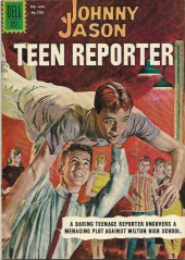 Four Color Comics (Dell - 1942) -1302- Johnny Jason Teen Reporter