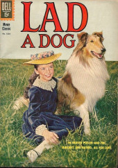 Four Color Comics (Dell - 1942) -1303- Lad A Dog